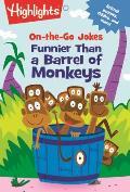On-The-Go Jokes: Funnier Than a Barrel of Monkeys