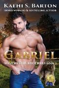 Gabriel: Winchester Brothers-Erotic Paranormal Wolf Shifter Romance