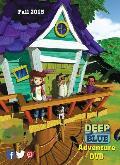 Deep Blue Adventure DVD Fall 2015: Ages 3-10