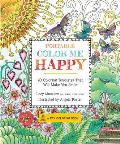 Portable Color Me Happy 70 Coloring Templates That Will Make You Smile