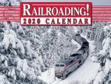 Cal 2020-Railroading! Wall