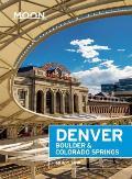 Moon Denver Boulder & Colorado Springs