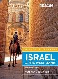 Moon Israel & the West Bank: Including Petra
