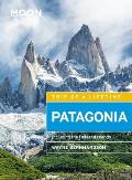 Moon Patagonia Including the Falkland Islands 5th Edition
