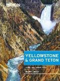 Moon Yellowstone & Grand Teton Including Jackson Hole