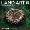 Land Art 2020 Wall Calendar: Nils-Udo: Art in Nature
