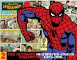 The Amazing Spider-Man: The Ultimate Newspaper Comics Collection Volume 2 (1979- 1981)