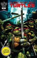 Teenage Mutant Ninja Turtles: The Ultimate Comic Art Poster Book