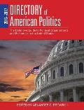 2016-2017 Directory of American Politics: The Definitive Guide to Political Organizations and Resources in the United States