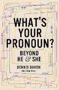 What's Your Pronoun? - Signed Edition