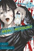 Real Account, Volume 5