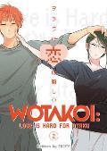 Wotakoi Love is Hard for Otaku 2