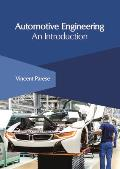 Automotive Engineering: An Introduction