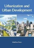 Urbanization and Urban Development