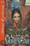 Legend of the Feral 1: Shadow Lovers (Siren Publishing Menage Everlasting)