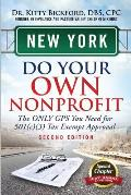 New York Do Your Own Nonprofit: The Only GPS You Need For 501c3 Tax Exempt Approval