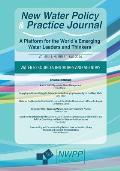 Water Resources Initiatives and Agendas: Volume 1, Number 1 of New Water Policy and Practice