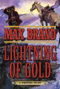 Lightning of Gold: A Western Story