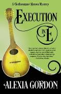 Execution in E (Gethsemane Brown Mysteries #5)