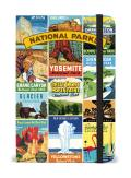 National Parks Small Lined Notebook