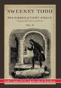Sweeney Todd, The Barber of Fleet-Street; Vol. II: Original title: The String of Pearls