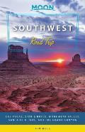 Moon Southwest Road Trip Las Vegas Zion & Bryce Monument Valley Santa Fe & Taos & the Grand Canyon