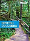 Moon British Columbia Including the Alaska Highway