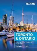 Moon Toronto & Ontario With Niagara Falls Ottawa & Georgian Bay