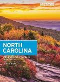 Moon North Carolina With Great Smoky Mountains National Park