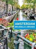 Moon Amsterdam, Brussels & Bruges