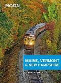 Moon Maine Vermont & New Hampshire