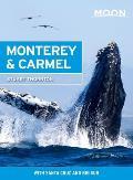 Moon Monterey & Carmel With Santa Cruz & Big Sur
