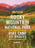 Moon Rocky Mountain National Park Hike Camp See Wildlife