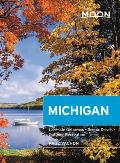 Moon Michigan Lakeside Getaways Scenic Drives Outdoor Recreation