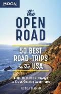 Open Road 50 Best Road Trips in the USA
