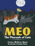 Meo: The Pharaoh of Cats