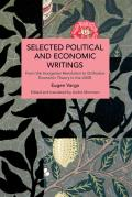 Selected Political and Economic Writings of Eugen Varga: From the Hungarian Revolution to Orthodox Economic Theory in the USSR