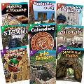 Smithsonian Informational Text: History & Culture 9-Book Set