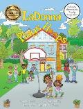 LaDonna Plays Hoops Dyslexic Edition: Dyslexic Font