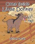 Come Inside Little Donkey
