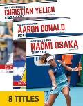 Biggest Names in Sports Set 5 (Set of 8)