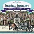 Social Season: An Unofficial Coloring Book for Fans of Bridgerton
