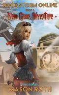 Rookstorm Online Book 1: New Game Adventure (LitRPG Series)