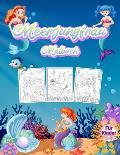 Meerjungfrau Malbuch f?r Kinder: Wunderbare Meerjungfrau Buch f?r Kinder und M?dchen. Perfekte Meerjungfrau Geschenke f?r Kleinkinder und kleine M?dch