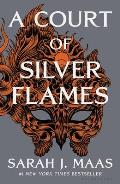 Court of Silver Flames Court of Thorn & Roses Book 4