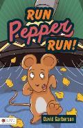 Run Pepper Run!