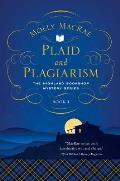 Plaid & Plagiarism The Highland Bookshop Mystery Series Book 1