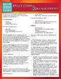 Evaluation & Management (Speedy Study Guides)