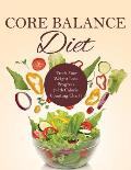 Core Balance Diet: Track Your Weight Loss Progress (with Calorie Counting Chart)