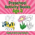 Preschool Activity Books Age 3: Baby Professor Series